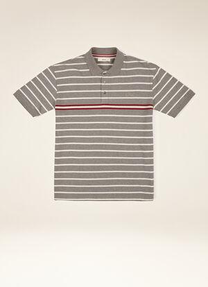 GREY COTTON Shirts and T-Shirts - Bally