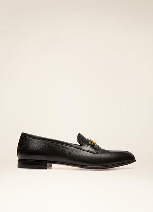 BLACK GOAT Flats - Bally