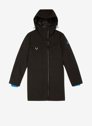 BLACK MIX POLYESTER Outerwear - Bally