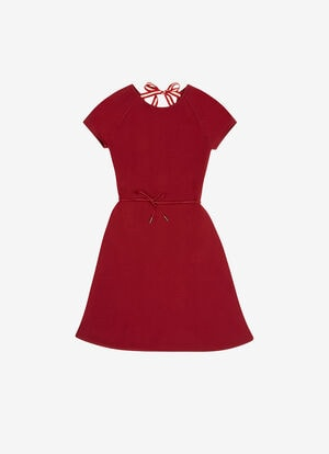 RED MIX VISCOSE Dresses and Skirts - Bally