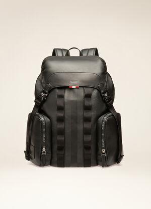 BLACK BOVINE Backpacks - Bally