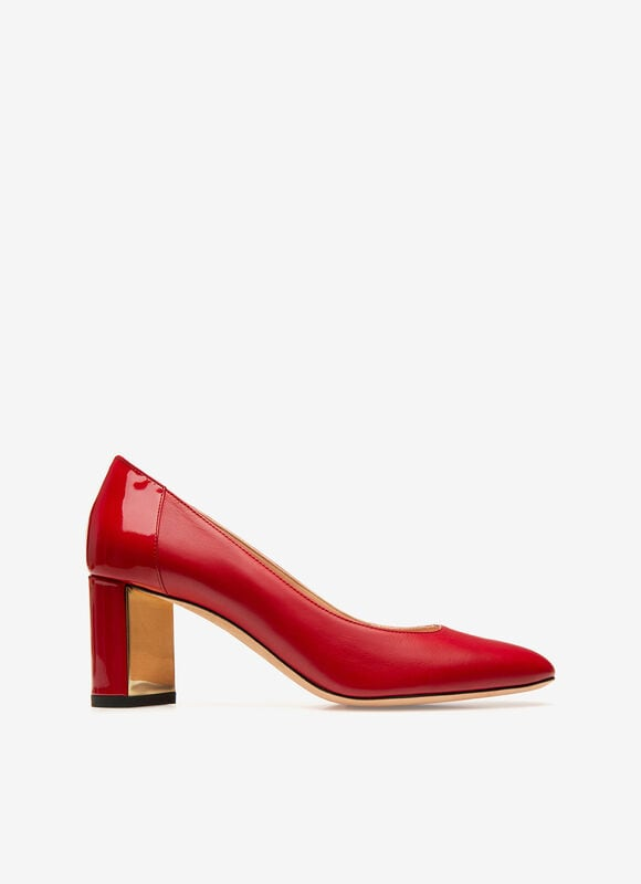 RED CALF Pumps - Bally