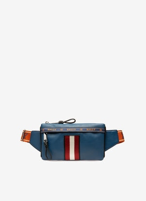 BLUE BOVINE Belt Bags - Bally