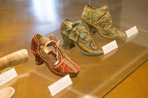 Paris Adopts Bally Shoes