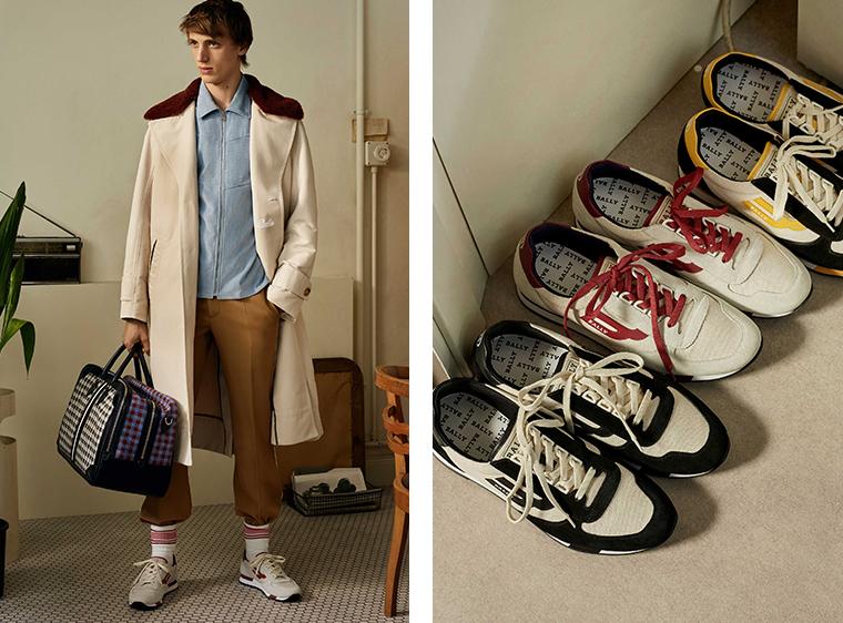 galaxy retro sneakers collection