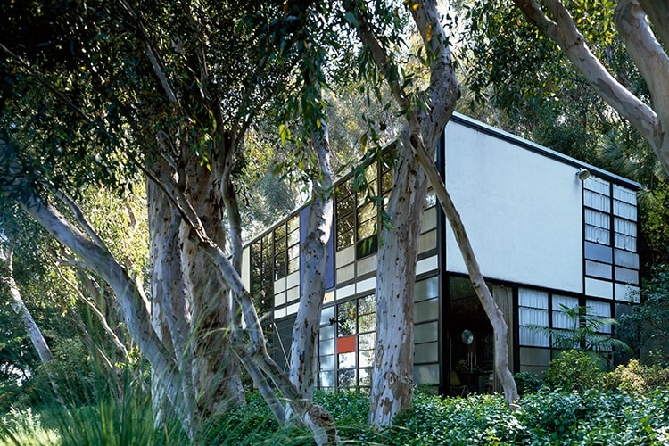 Open home: California's Case Study Houses