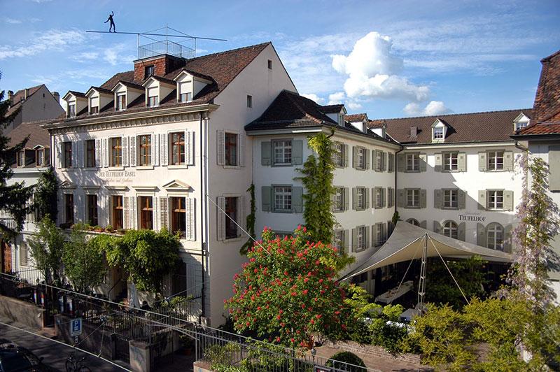 The Teufelhof, Basel