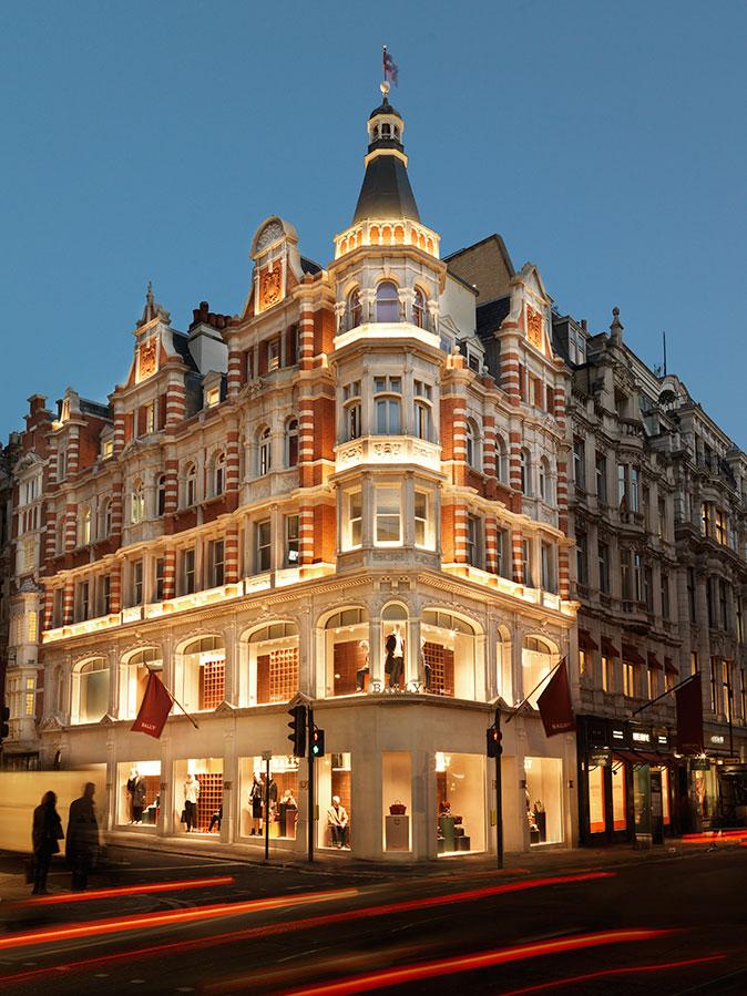 London New Bond Street Opening