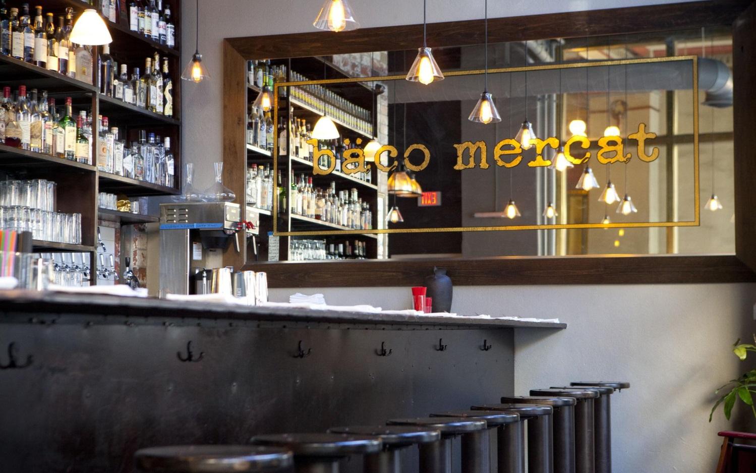Baco Mercat, Mexican restaurant
