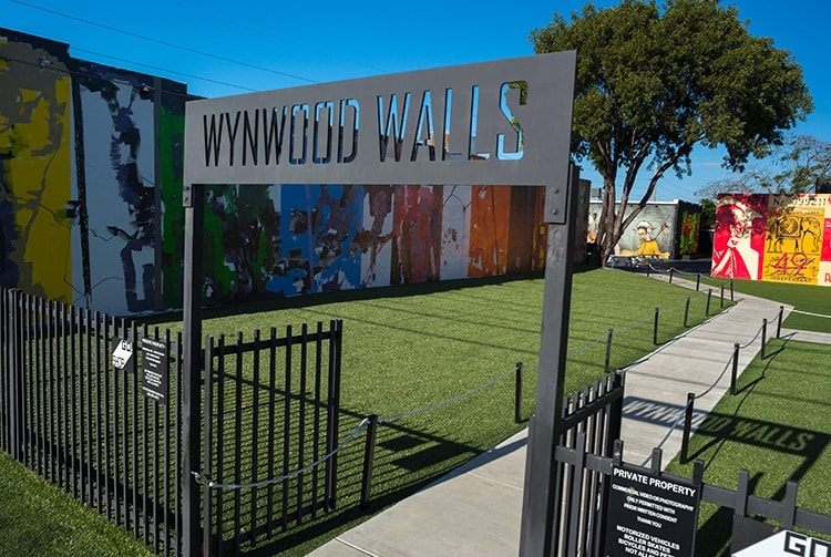 Miami Heat: Wynwood Arts District