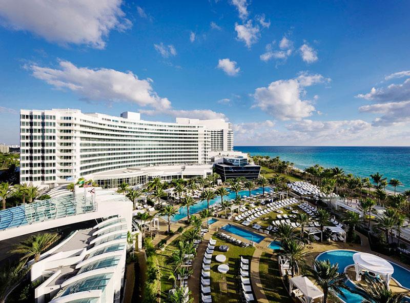 Fontainbleau Resort, Miami