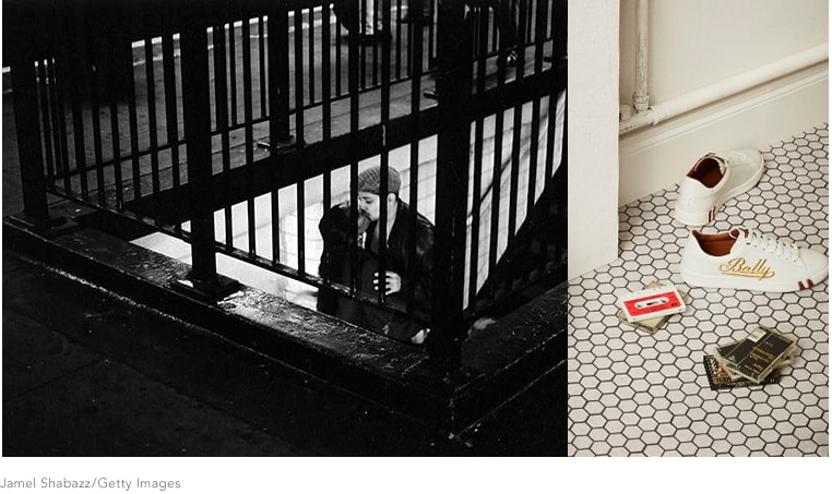 New York's street life by Jamel Shabazz