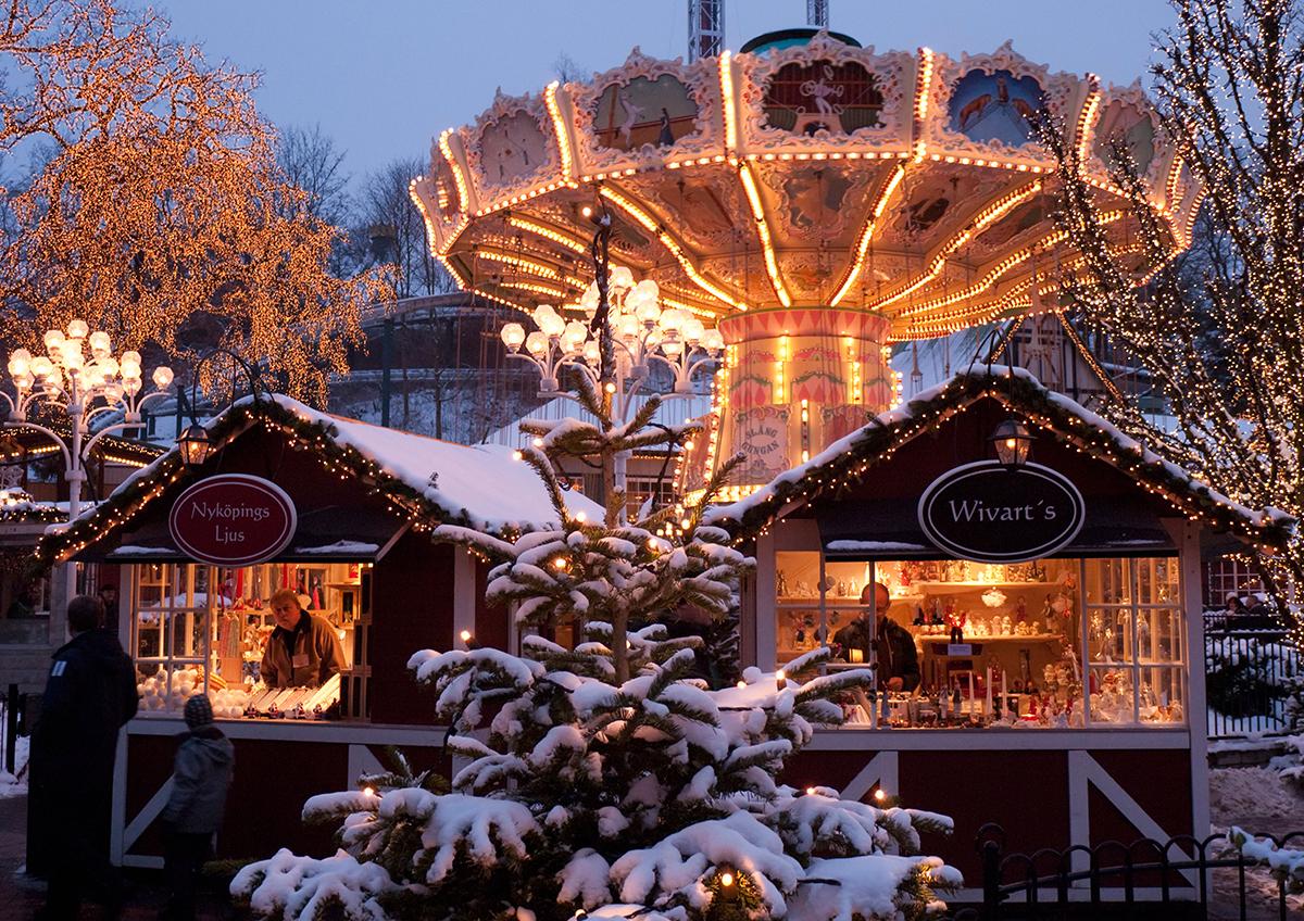 Winter Village, Bryant Park